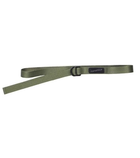 Nanamica Tech Belt - Khaki