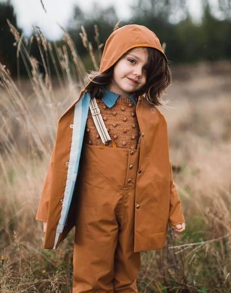 Faire Child Rain Pant - Red Oak