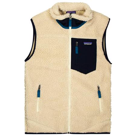 Patagonia classic retro x vest - Natural