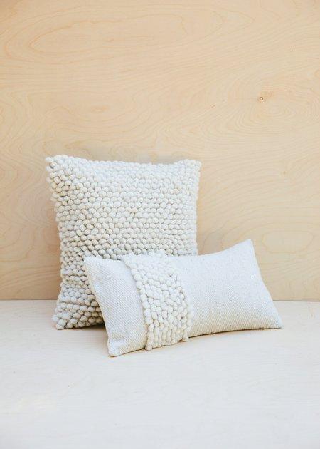 Territory Nube Pillow Cover - Cream