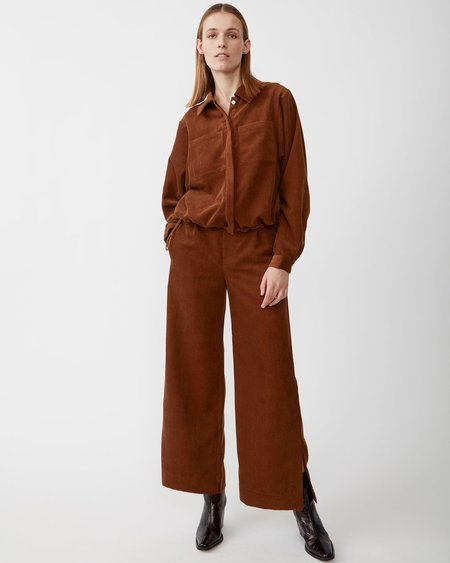 Just Female Buffy Trousers - Emperador