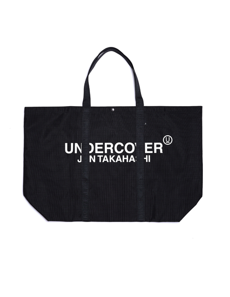 Undercover Nylon Shopper Bag - Black