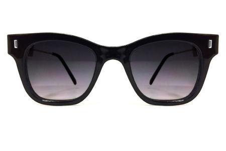 Spitfire Lunette New Waves Sunglasses - Noir/Noir