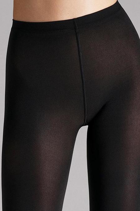 Wolford Mat Opaque Leggings - Black