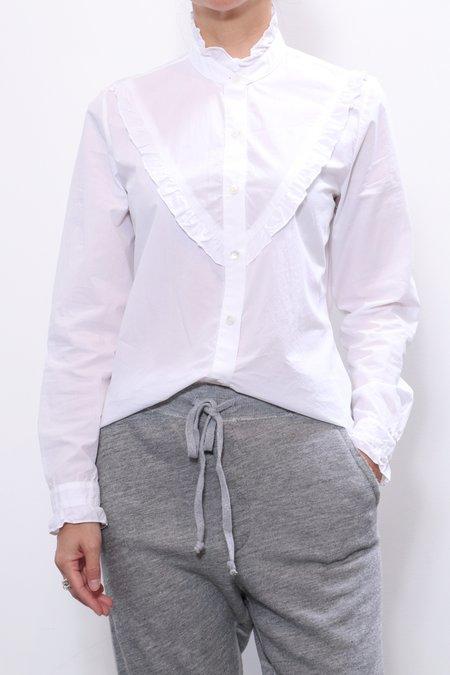 Nili Lotan Marcela Shirt - White