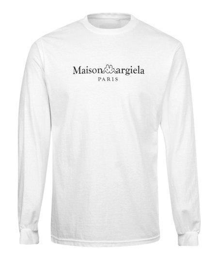 Kustom London KXMM LS T-Shirt - White