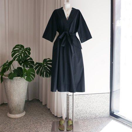 Rachel Comey Copake Dress - Black Crisp