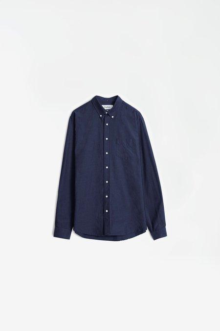 Schnayderman's Oxford One Shirt - Dark Blue