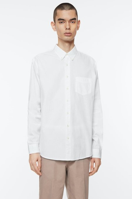Schnayderman's Poplin One Shirt - White