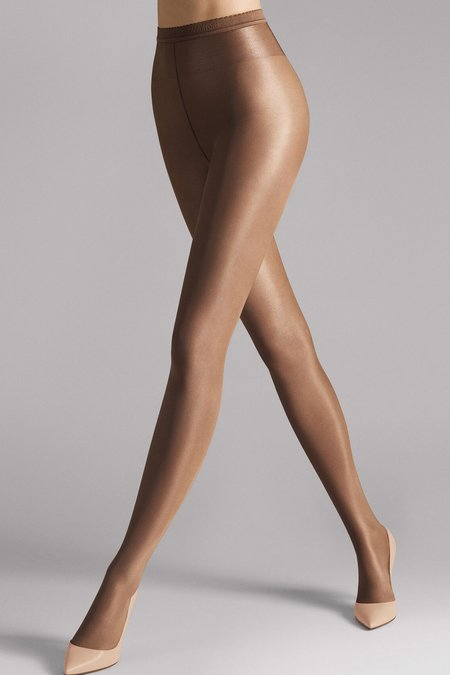 Wolford Neon 40 Tights - Coca