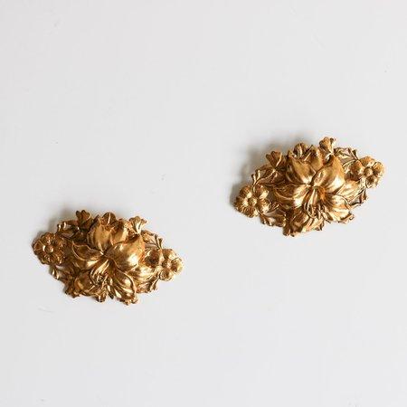 [Pre-loved] Jennifer Behr Shoe Clips - Gold