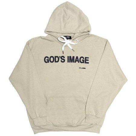 Unisex Skim Milk God's Image hoodie