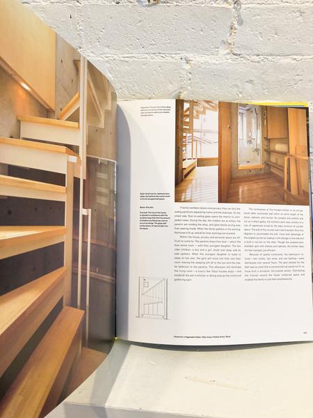 "Phaidon ""Modern Japanese House"" by Naomi Pollock Book"