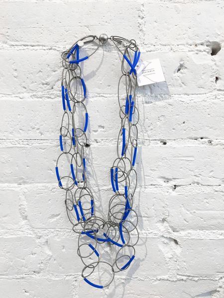 Materia Spiralina Necklace