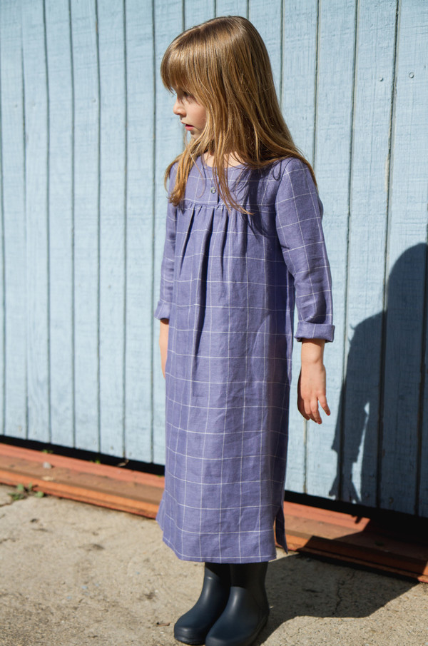 Kid's Boy+Girl Long Dress