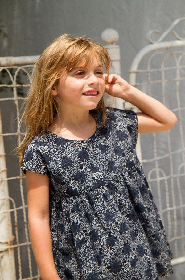 Kid's Boy+Girl S/S Weekender Dress
