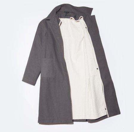 Omnia ex Nihilo coach coat