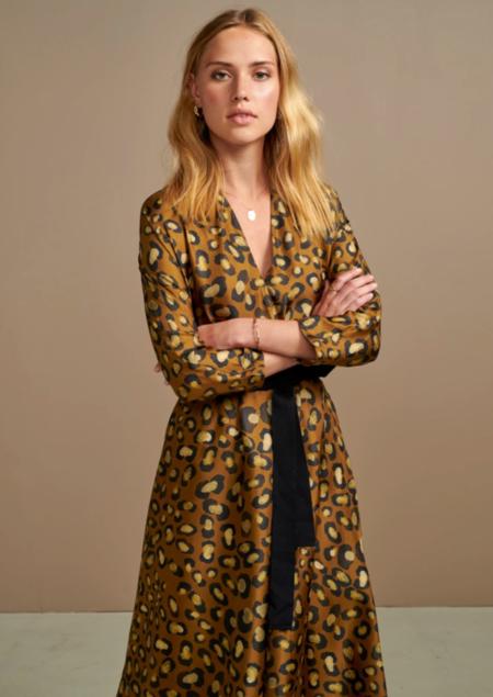 Bellerose Acryl Dress - Leopard