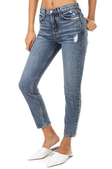 GRLFRND Karolina High Rise Skinny Pants - Almost Gone