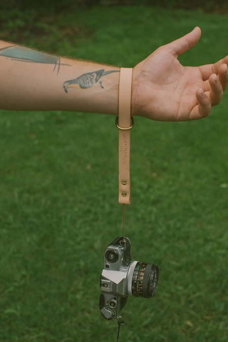 Noah Marion Camera Wrist Strap