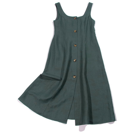 Waltz Terrazza Dress - Spruce