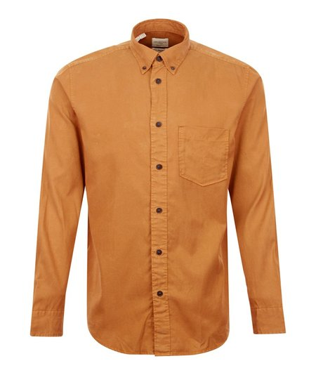 Selected Homme Klay Shirt - Rust