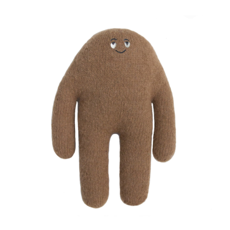Little Monster Enigma Soft Toy - Knit