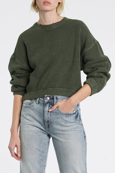 Pistola Frances Sweater - Blackened Olive