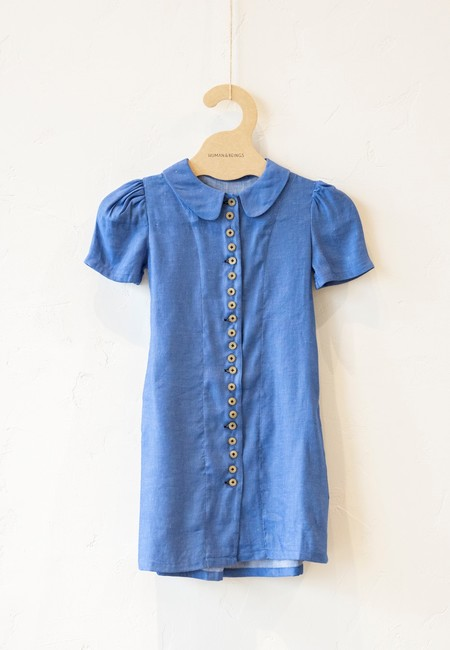 Kids Little Creative Factory Kid Soft Denim Dress - Blue
