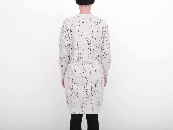 Mary Meyer Warm Smile Dress - White Galaxy