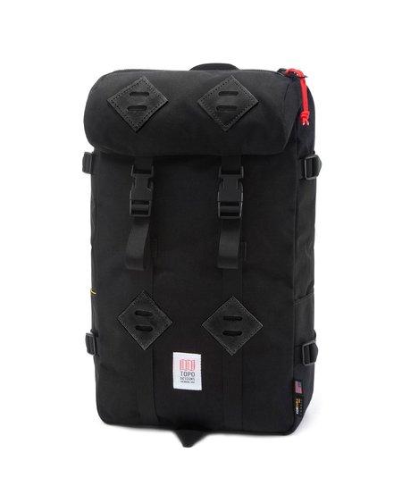 Topo Designs Klettersack Pack - Black