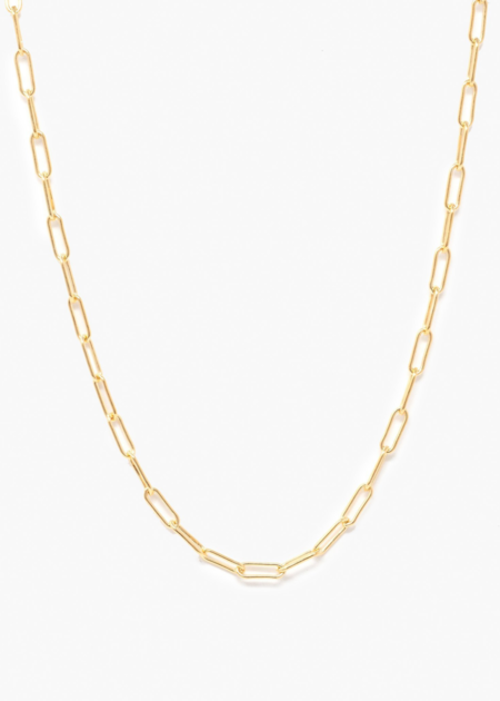 ABLE Essential chain necklace - 14K gold filled