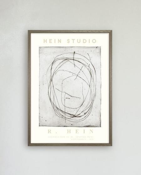 Hein Studio Construction No. 8 Art Print