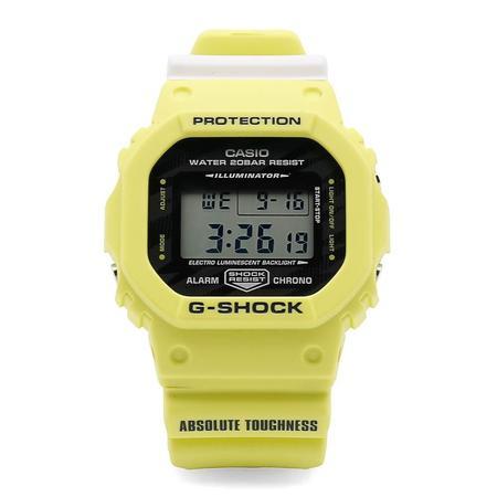 supra distribution G-Shock DW5600TGA-9 watch - Yellow