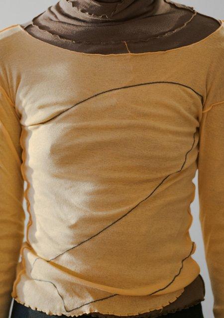 Baserange Mitrovica Cotton Gaze Long Sleeve