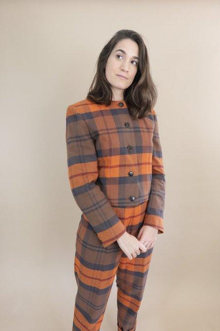Rita Row Guri Blazer - Checkered