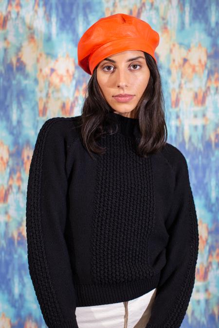 MILA ZOVKO Monica Sweater - Black