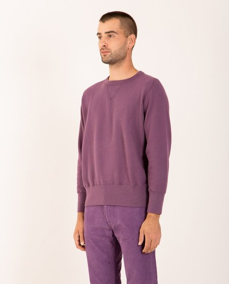 Levi's Vintage Bay Meadows Sweatshirt - Dark Purple