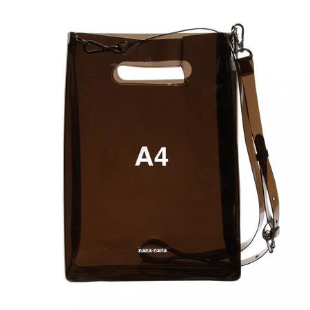 nana-nana A4 Bag - Black