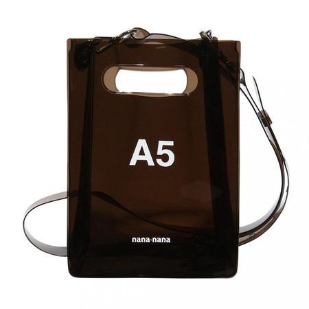 nana-nana A5 Bag - Black