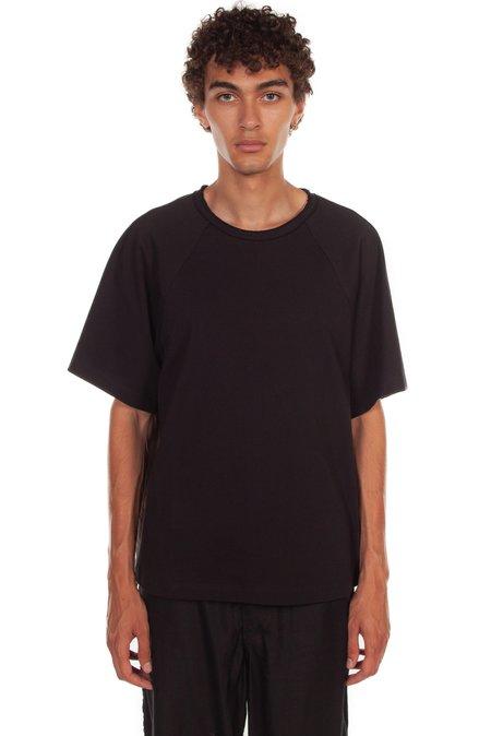 Ziggy Chen Combo T shirt - Black