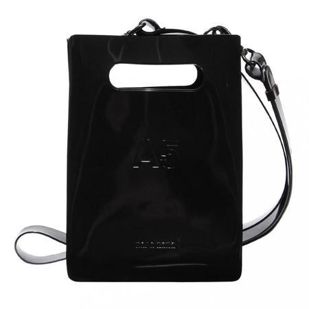 nana-nana Opaque A5 Bag - Black