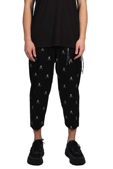 Mastermind World Skull Beach Pants - Black