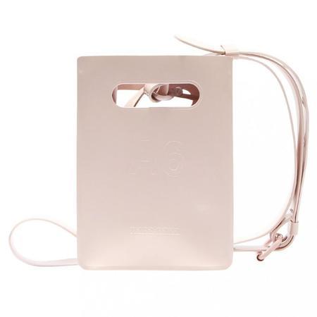 nana-nana Opaque A6 Bag - Light Pink