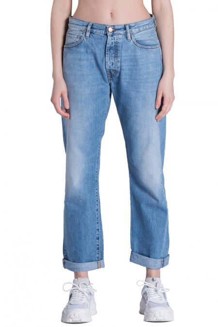 Aries Arise Lilly Selvedged Jeans - Blue