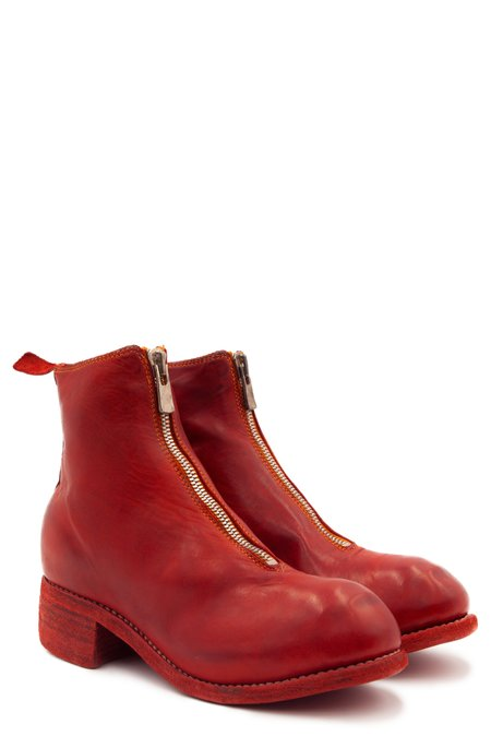 Guidi PL1 Boots - Red