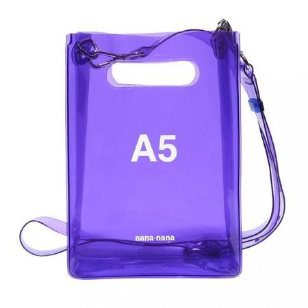 nana-nana A5 Bag - Purple