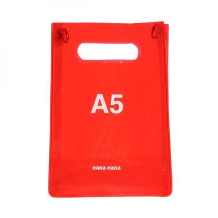 nana-nana A5 Bag - Red
