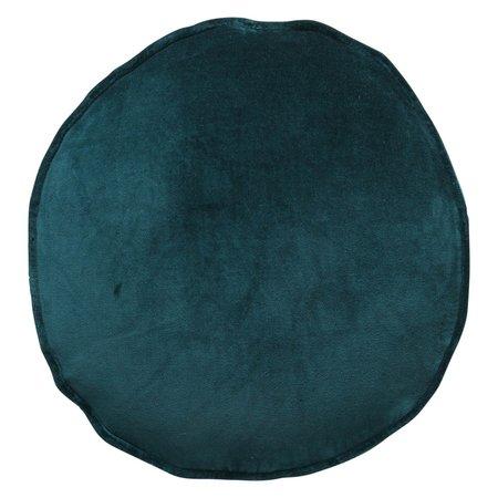 KIP & CO Velvet Pea Cushion