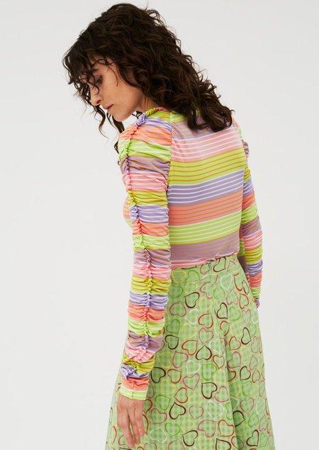 Stine Goya Carlin Shirt - Pastel Stripe